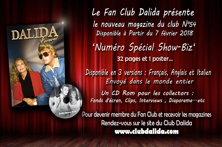 Dalida Fan Club