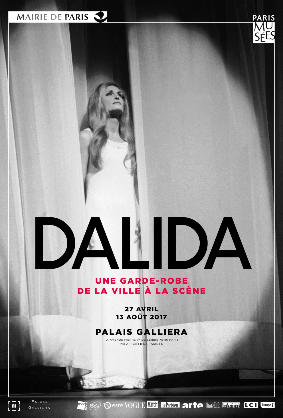 Dalida exposition Paris