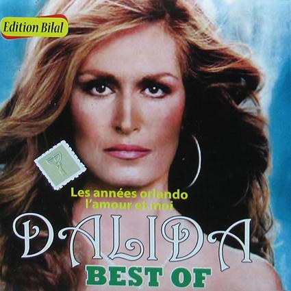 CD : DALIDA BEST-OF