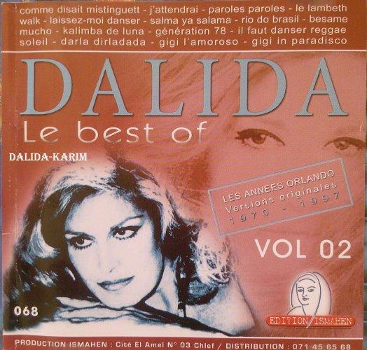 CD: Best Of Dalida
