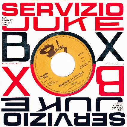 45 t : BN 7016 juke box