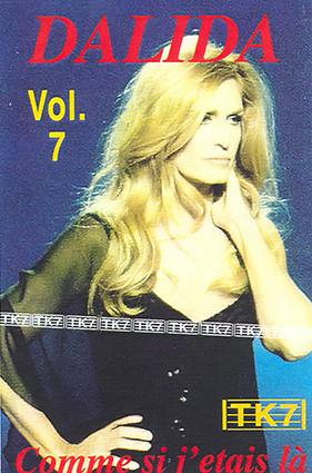K7 (CASSETTE AUDIO) : Comme si j'étais là Vol 7