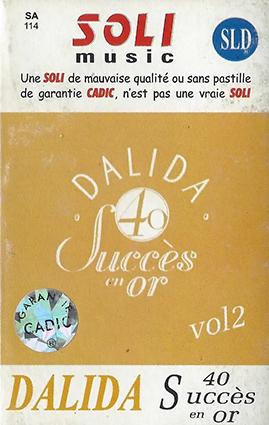 K7 (CASSETTE AUDIO) : 114 Vol : 2