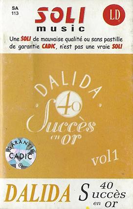 K7 (CASSETTE AUDIO) : 113 Vol : 1