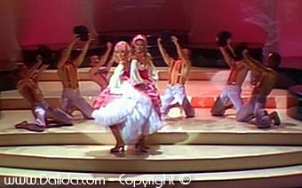 Annie Cordy  et Dalida  / 1978