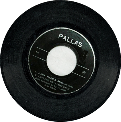 45 t : Pallas 701 761