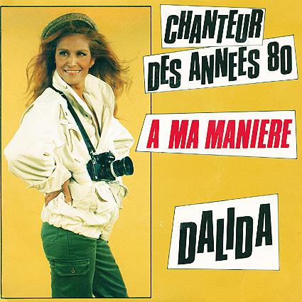 Chanteur des années 80