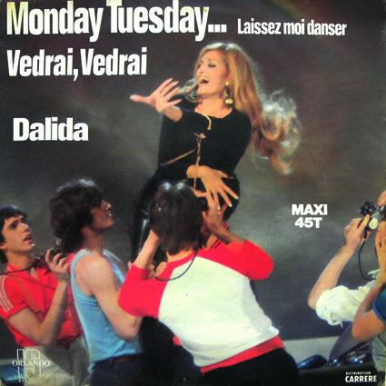 LAISSEZ-MOI DANSER (MONDAY TUESDAY)