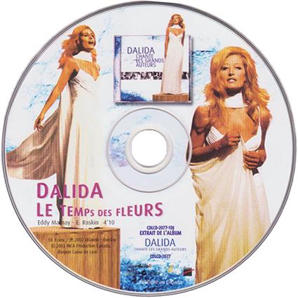 CD 1 TITRE PROMO : 2077-1DJ