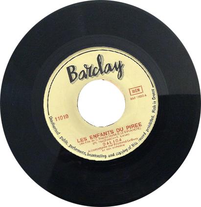 45 t : Barclay – 11010