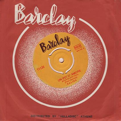 45 t : Barclay - 11130