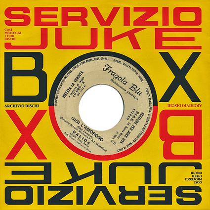 45 t : JB 025 JUKE-BOX