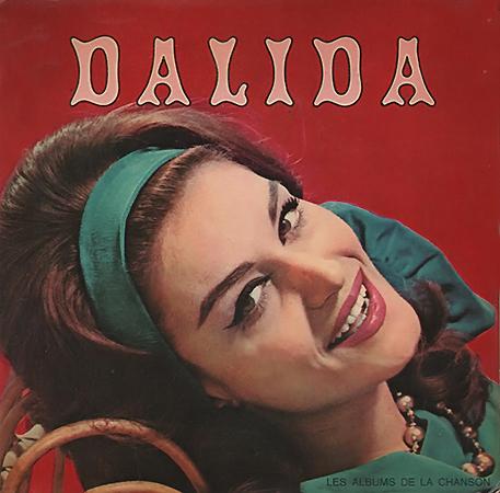 Dalida par Michel Delain