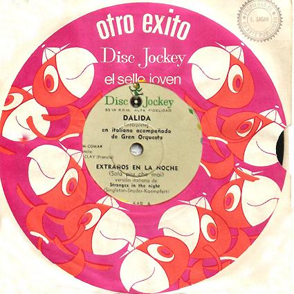 33 T 17 CM : DISC-JOCKEY TS 648