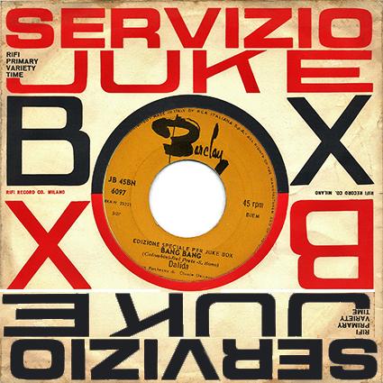45 t : BN6097 juke box