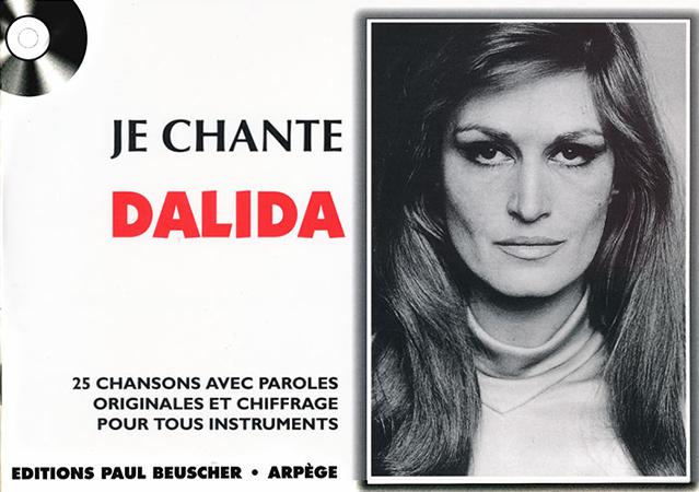 Je chante Dalida