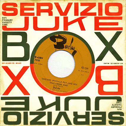 45 T : BN7010 juke box