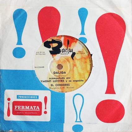 33 T 17 CM : DISC-JOCKEY TS 597