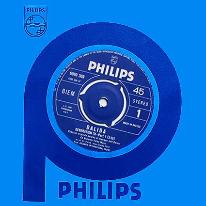 45 t : Philips 6060309