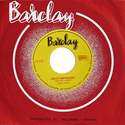 45 t : Barclay – 11111
