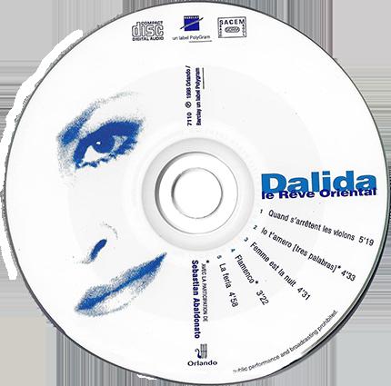 CD 5 TITRES PROMO :