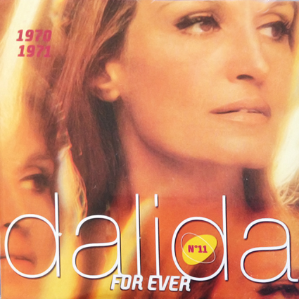 DALIDA FOR EVER N°11
