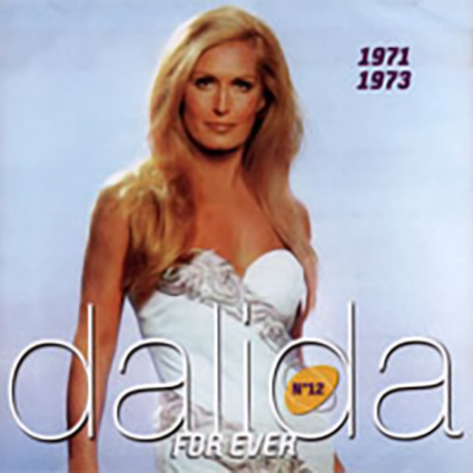 DALIDA FOR EVER N°12