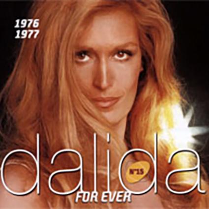 DALIDA FOR EVER N°15