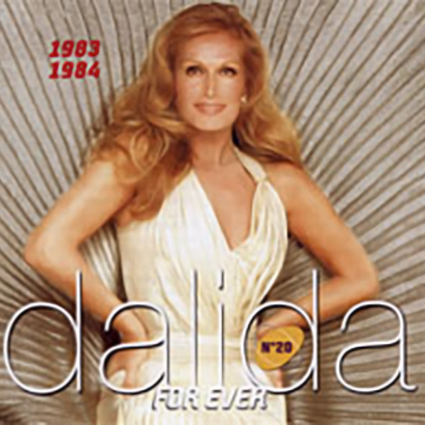 DALIDA FOR EVER N°20