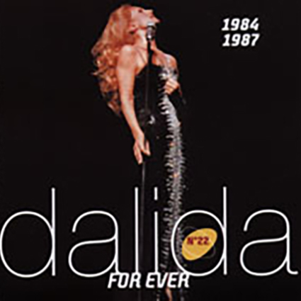 DALIDA FOR EVER N°22