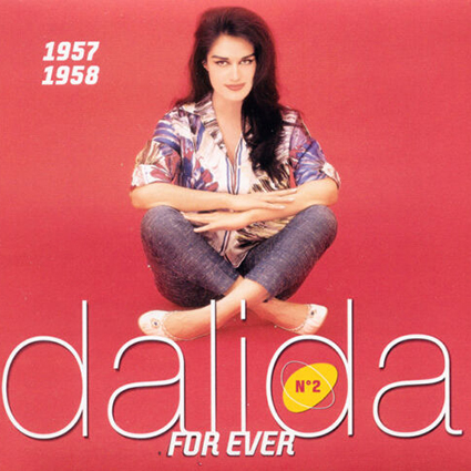 DALIDA FOR EVER N°2