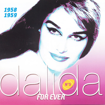 DALIDA FOR EVER N°3