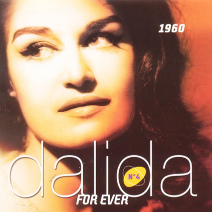 DALIDA FOR EVER N°4