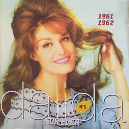DALIDA FOR EVER N°5