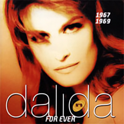 DALIDA FOR EVER N°9