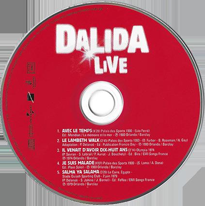 CD 5 TITRES PROMO