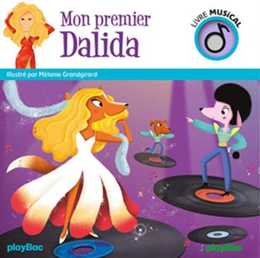 Mon premier Dalida (livre musical)