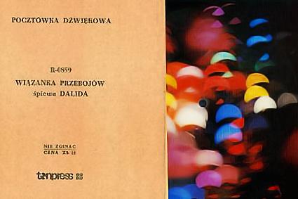 Carte Postale Sonore 0859