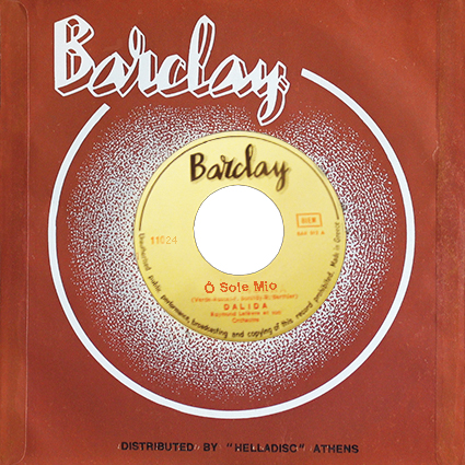 45 t : Barclay ‎– 11024