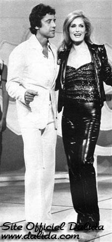 SACHA DISTEL ET DALIDA / 1979