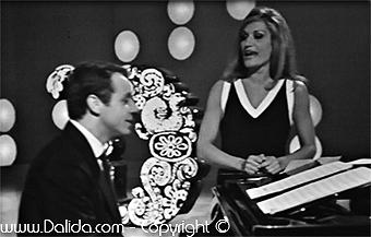 JOHNNY DORELLI  ET DALIDA  / 1966