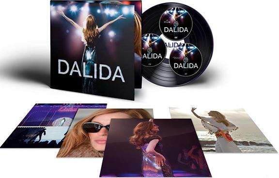 Dalida Le film - Edition limitée