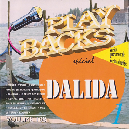 CD double : Play Back Vol 1