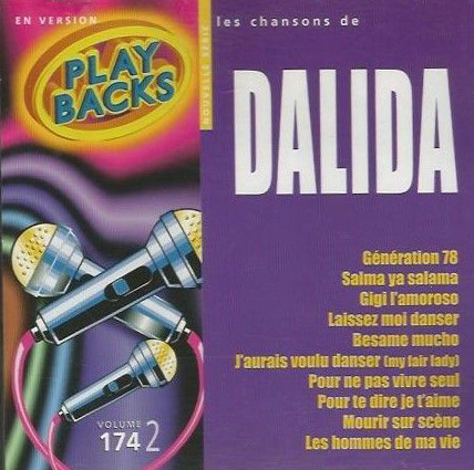 CD DOUBLE : PLAY BACK VOL 2