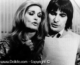 SERGE LAMA ET DALIDA / 1973