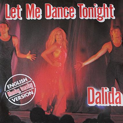 LET ME DANCE TONIGHT