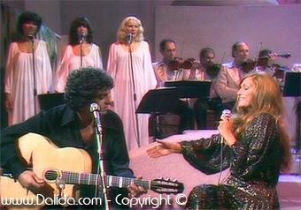 ENRICO MACIAS  ET DALIDA  / 1977