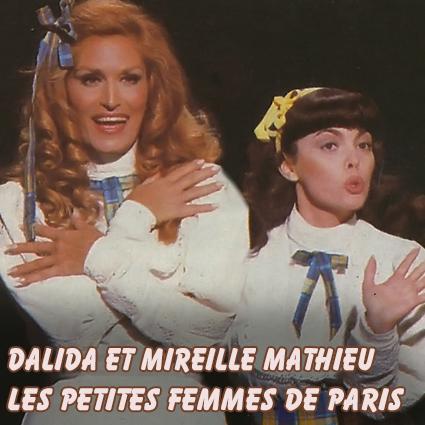 LES PETITES FEMMES DE PARIS