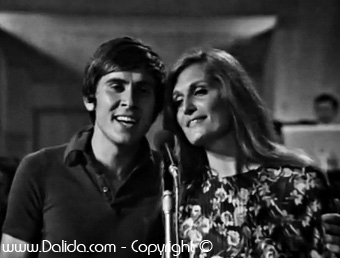 GIANNI MORANDI et DALIDA / 1971