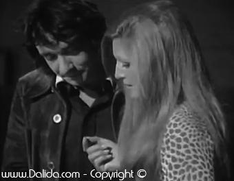 MICHEL SARDOU ET DALIDA / 1971